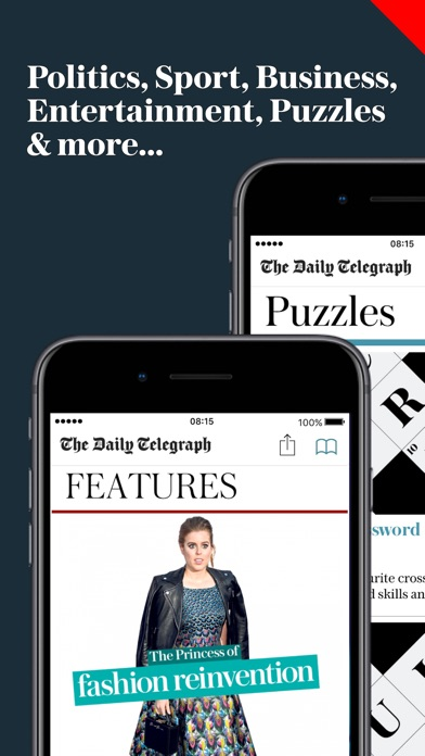 7b02070490 Telegraph Newspaper Edition by The Telegraph (iOS