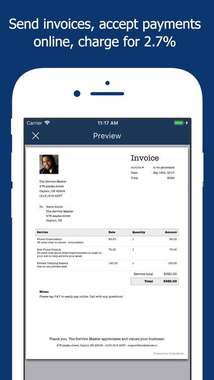 PocketSuite screenshot-3