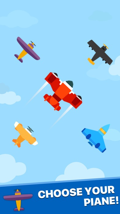 Plane Game - Fly & Escape