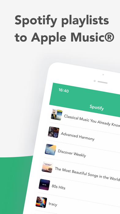 Babel - Playlist Transfer | App Price Drops