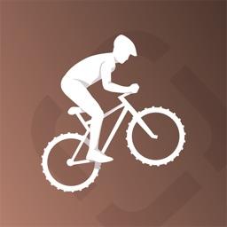 Runtastic Mountain Bike GPS