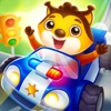 Car game for kids and babies