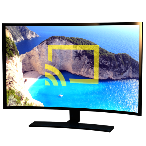Screen to TV for DLNA