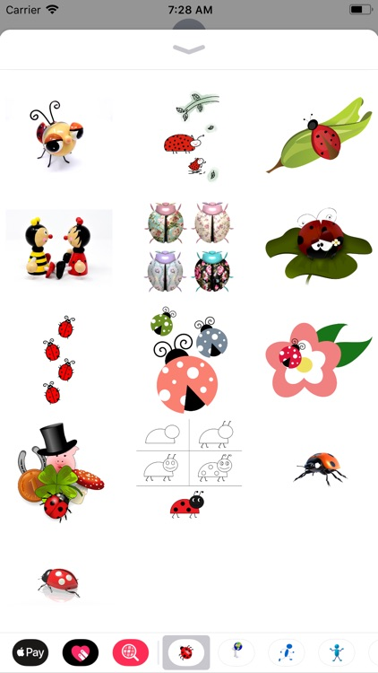 My Ladybug Sticker Pack screenshot-5
