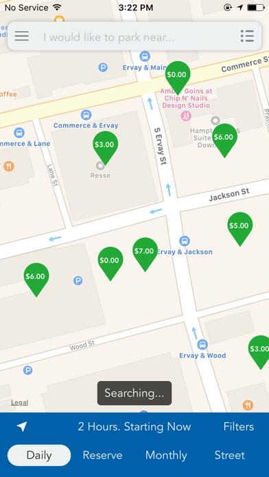 Dallas Parking screenshot 1