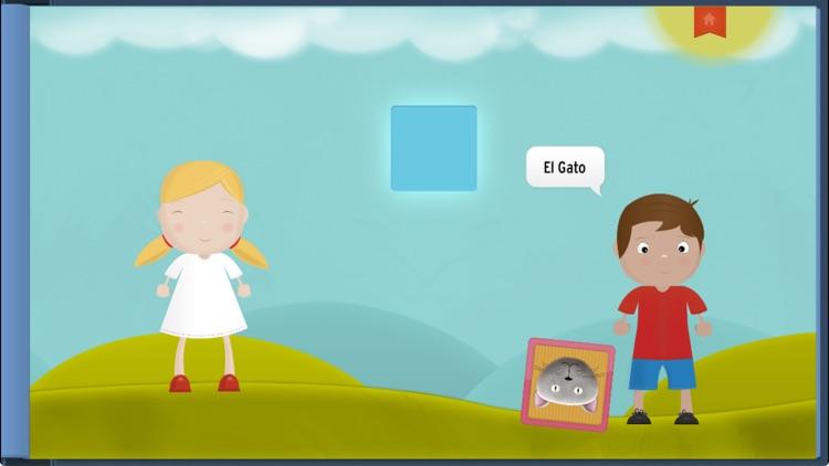 Bilingual Child: Learn Spanish screenshot-6