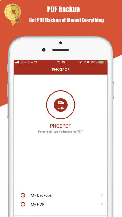 E2PDF Pro (Easy Backup)のおすすめ画像3