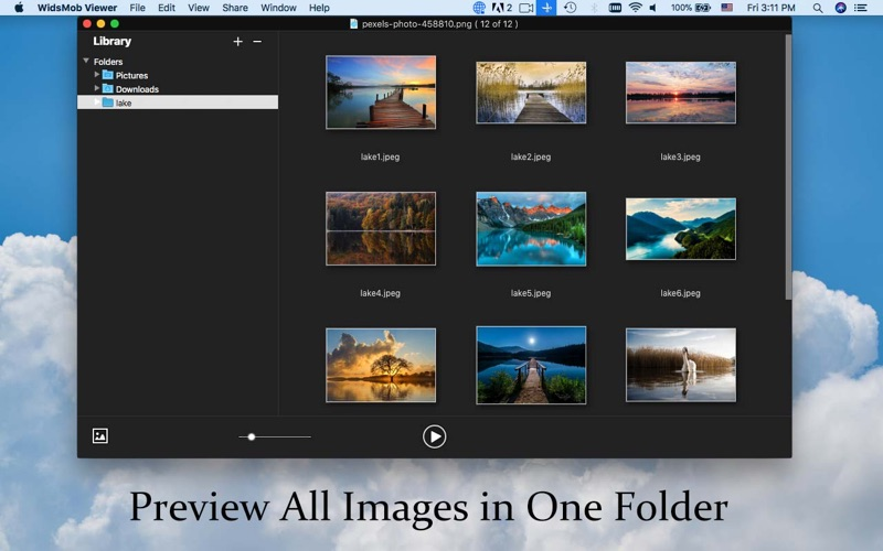 WidsMob Viewer-Photo Manager Screenshots