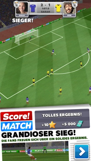 Score! Match Screenshot