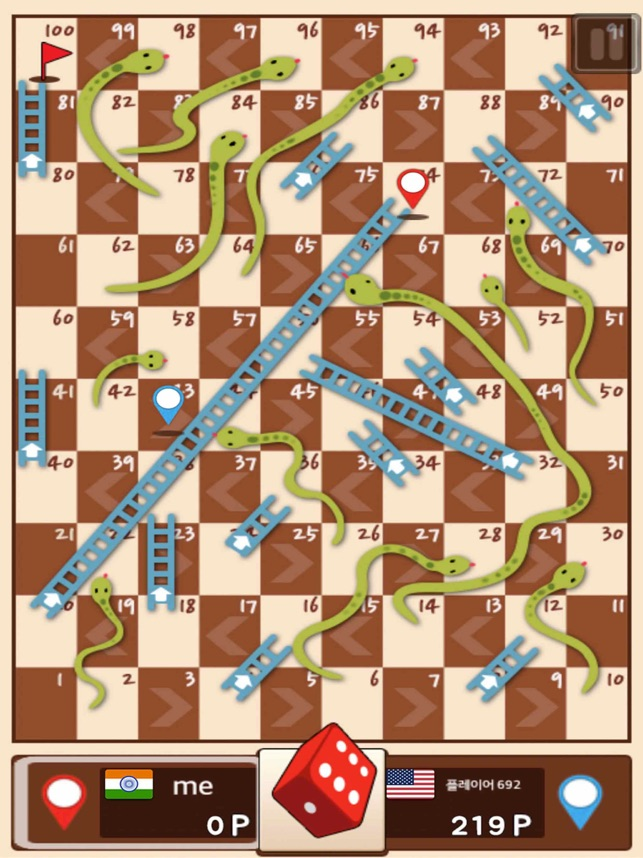 Snakes Ladders King On The App Store
