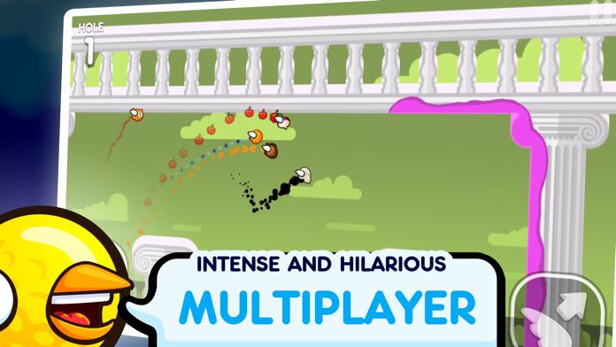 Flappy Golf 2 Screenshot