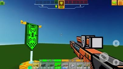 ピクセル シューティング: Cops N Robbersのスクリーンショット2
