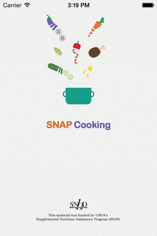 SNAP Cooking - náhled