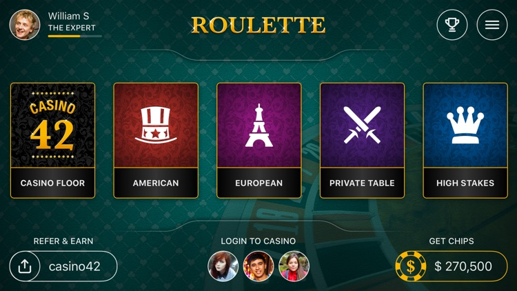 Roulette 42 screenshot-1