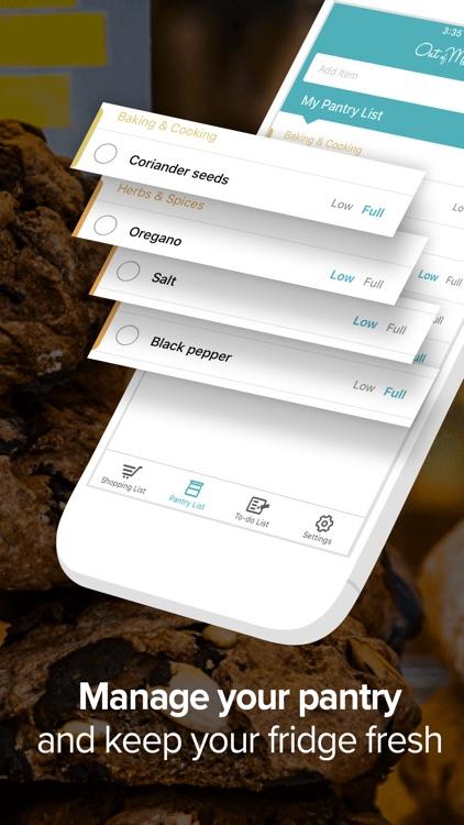 Out of Milk - Shopping List screenshot-3