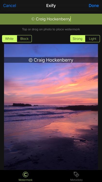 Exify - Tools for Photos screenshot-4