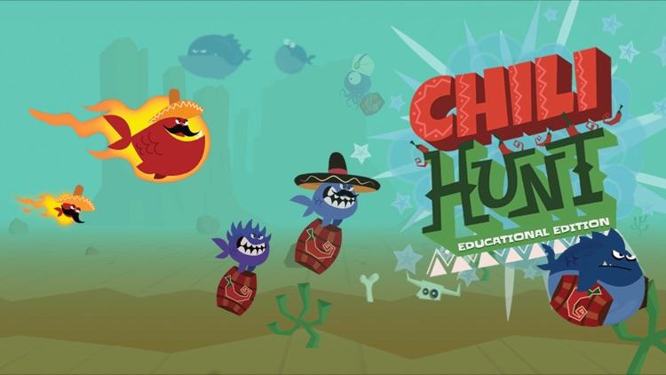 Skidos Chili Hunt Kids Games screenshot-3