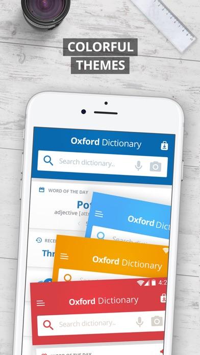 Oxford English Dictio... screenshot1