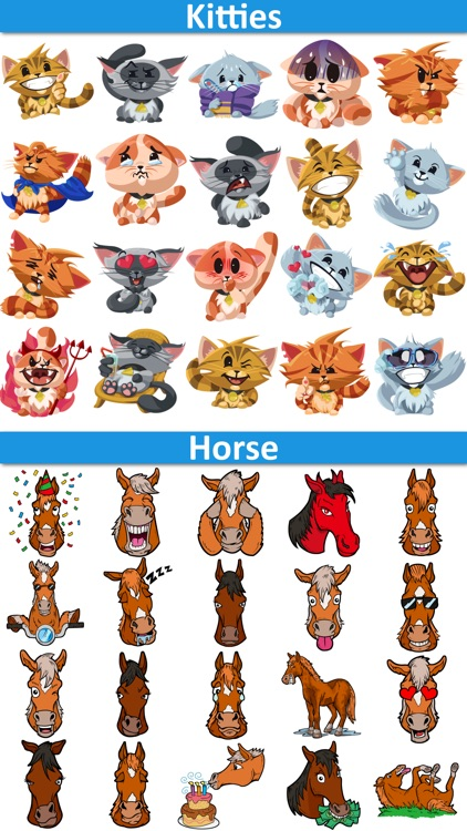 PetMoji Emoji Sticker Maker screenshot-3