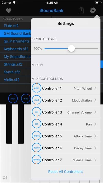 iSoundBank screenshot-4
