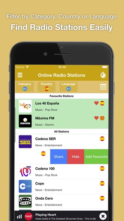 Radio Despertador Premium screenshot-3