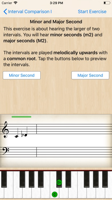 Ear Trainer Screenshot 1