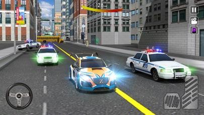 市パトカーの追跡3Dのおすすめ画像2