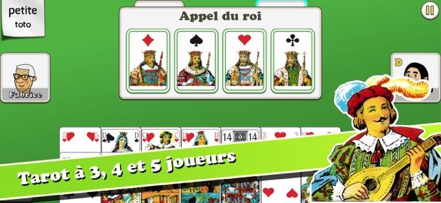 7221ed8808d4f8 Jeu de Tarot (3, 4, 5 joueurs) dans l App Store