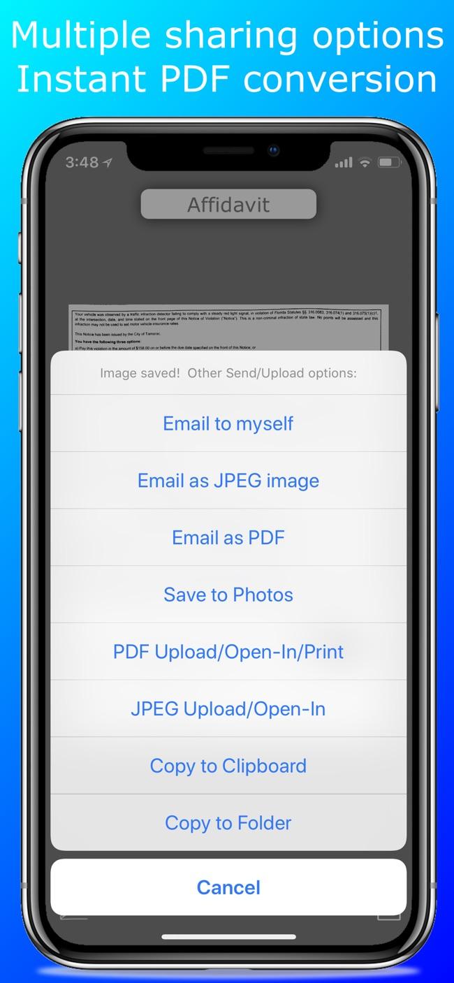 SmartScan Express Screenshot