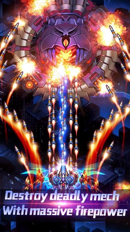Thunder Assault: Galaga Galaxy