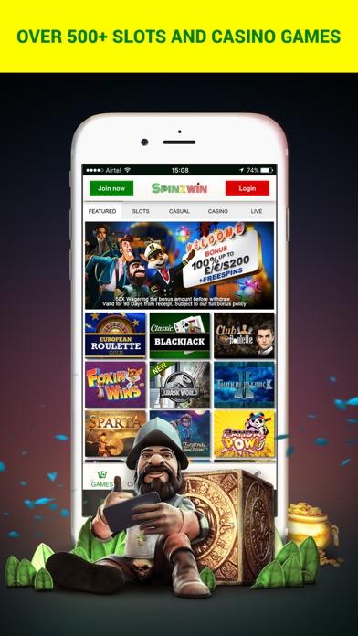 Spinzwin: Online Casino Slots screenshot two