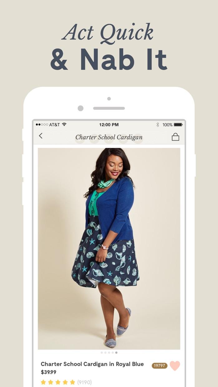 ModCloth: Shop Unique Clothing Screenshot