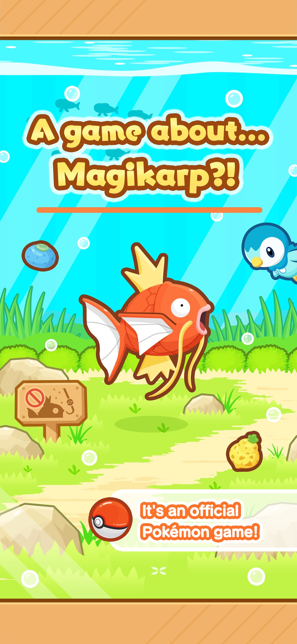 Pokémon: Magikarp Jump Cheat Codes