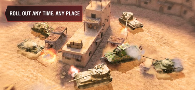 World Of Tanks Blitz On The App Store - Minecraft panzer spiele