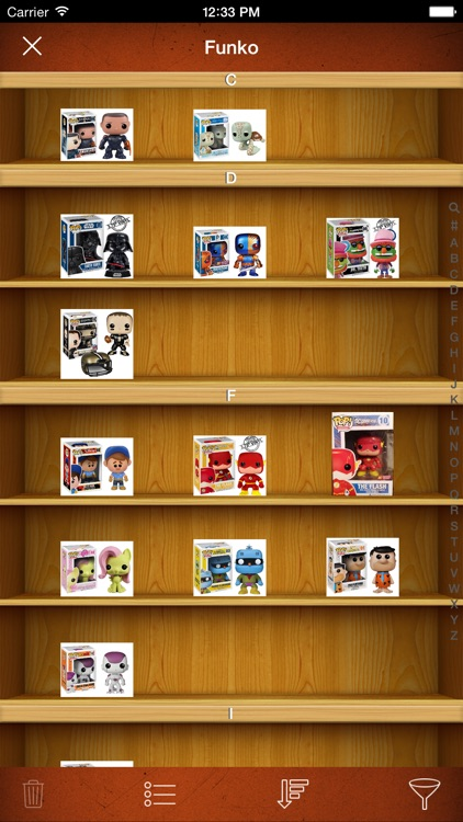 Vinyl Figure Toy Collector screenshot-3