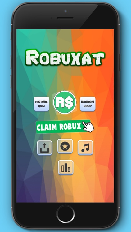 Robuxat For Roblox