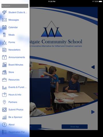 Westgate Community School - náhled