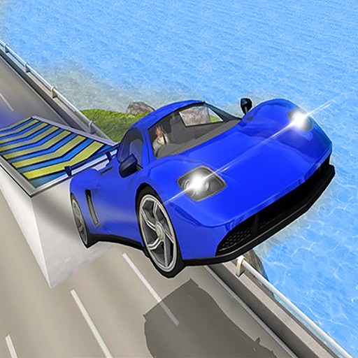 American Car Stunt Racing : Real Jet Car Racers 3D iOS App