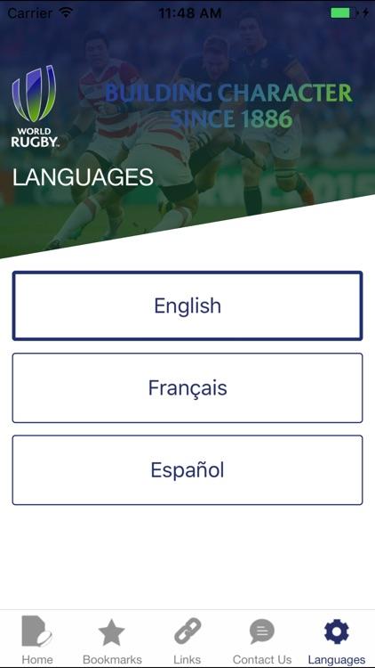 World Rugby Handbook screenshot-4