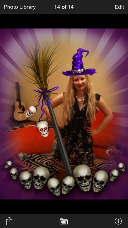 Halloween Photo Booth +