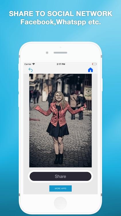 Photo Genik: Effect & FIlter screenshot-3