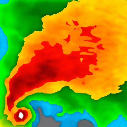 NOAA Radar Pro: Weather Alerts