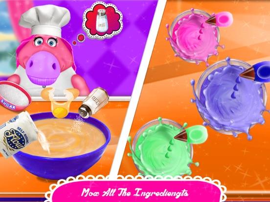 Fat Unicorn Cooking Pony Cake screenshot 6