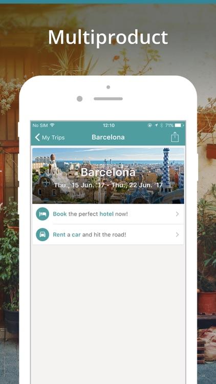 Travellink- Flights, Hotels screenshot-3