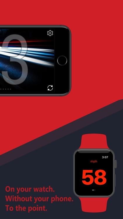 Sp33dy, the gps speedometer screenshot-4