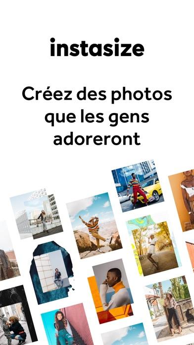 download InstaSize Photo et Montage apps 6