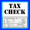 Tax Check - Vinny Graphics Cover Art