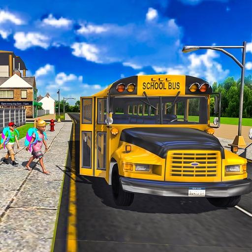 City School Coach Bus Driving iOS App