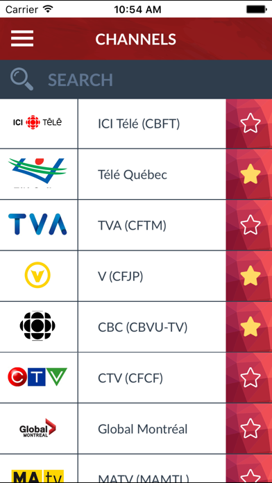 Tv Guide Montreal >> Tv Guide Canada Listings Ca App Price Drops