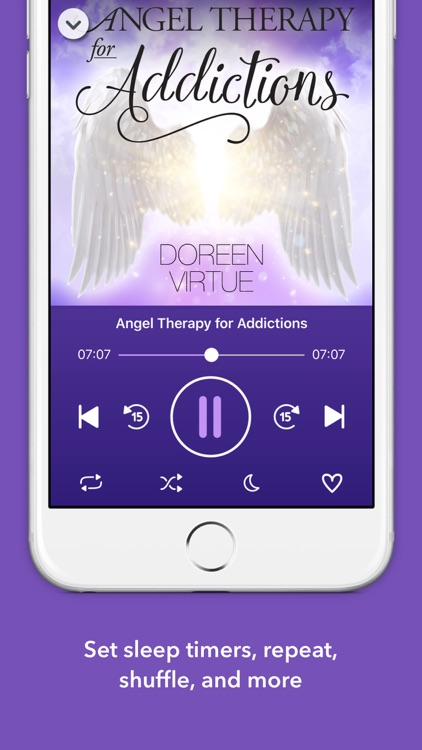 Angel Therapy for Addictions screenshot-1